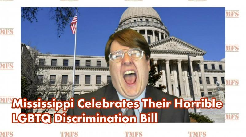 SKETCH- Mississippi LGBTQ