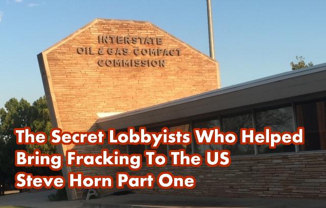 Steve Horn 1 Lobbyists