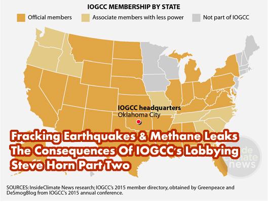 Steve Horn 2 fracking earthquakes