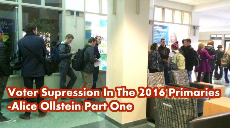 Alice Ollstein 1 Voting