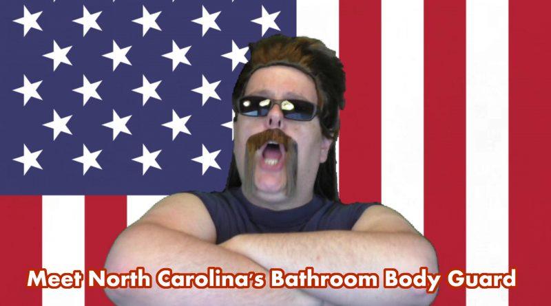 SKETCH- Bathroom Body Guard